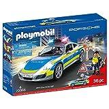 PLAYMOBIL City Action 70066 - Porsche 911 Carrera 4S Police, a Partir de 4 años