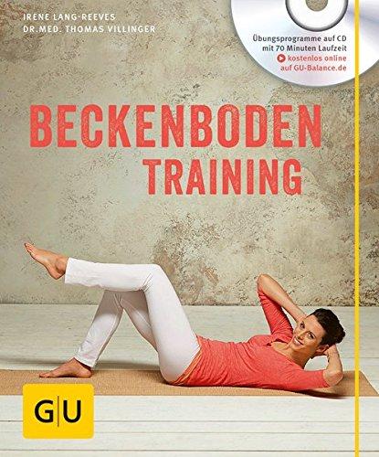 Beckenboden-Training (mit CD) (GU Multimedia Körper, Geist & Seele) Buch-Cover