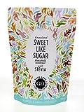 Good Good Süß wie Zucker Süßstoff mit Stevia (450g) – Ideal zum Backen und zuckerfrei! Das kalorienarme Wundermittel für Diabetiker!