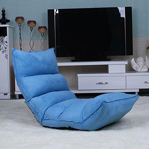 ZHANGRONG-Sessel- Sofa-Stuhl Einzelnes faltendes Sofabett Verstellbarer Stuhl Computer-Stuhl-Fußboden-Stuhl Faule Sofa (färben wahlweise freigestellt) --Geeignet für Innen- und Außenbereich ( Farbe : #4 )