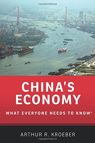 China's Economy: What Everyone Needs to Know® por Arthur R. Kroeber