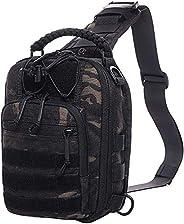 ANTARCTICA Tactical Bag Pack Military Range Shoulder Backpack Range Bag 1050D