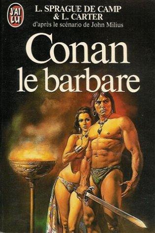 Conan le Barbare par Lyon Sprague de Camp