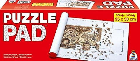 Schmidt - 57989 - Accessoire - Puzzle - Rouleau Range-Puzzle (Jusqu'à 1000 Pièces)