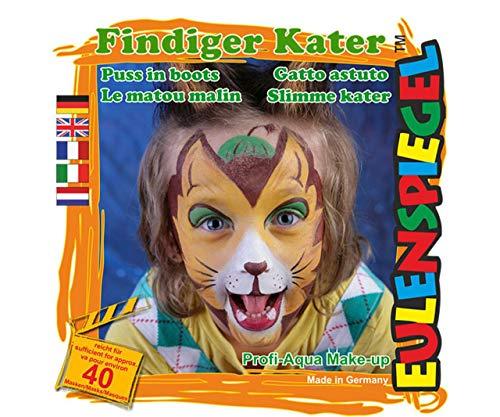 Festlegen Von Farben Für Face - Crafty Katze, Eulenspiegel, EU-204610