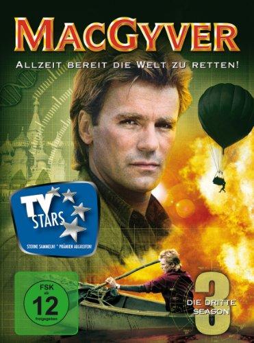 MacGyver - Die dritte Season [5 DVDs]