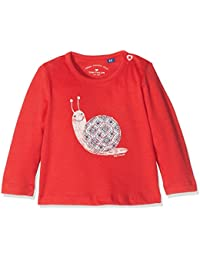 TOM TAILOR Kids Baby Girls' Sneaky Snail T-Shirt Long Sleeve Top