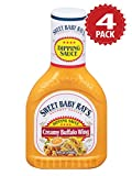 Sweet Baby Ray's Creamy Buffalo Wing Dipping Sauce - 4er Pack (4x397g)