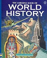 Mini World History Encyclopedia (Mini Usborne Classics)