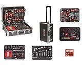USAG Just 002JTM Werkzeugkasten/Werkzeugkoffer, Platz für 181Stück