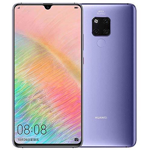 gooplayer per huawei mate 20 x 7,2 pollici dual sim cellulare 4g lte octa core android 9.0 2244 1080 5000mah impronta id nfc 6gb+128gb phantom silver