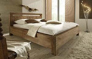 sam palisander massiv holzbett monroria na 31 snw 200 x 200 cm natur sheesham vollholz bett aus. Black Bedroom Furniture Sets. Home Design Ideas