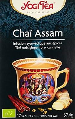 Yogi Tea Chaï Assam 17 Sachets