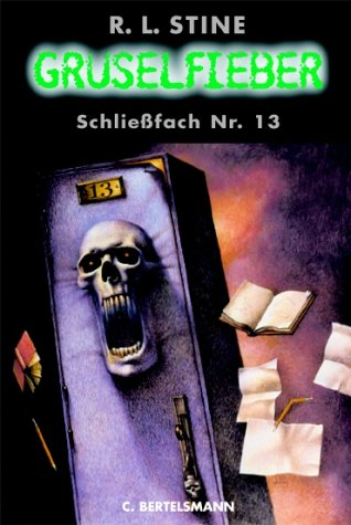 Preisvergleich Produktbild Gruselfieber, Bd.2, Schließfach Nr.13