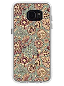 Samsung S7 Edge Cover - Oh So Girly - Designer Printed Hard Case Soft TPU Edges