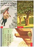 download ebook the chronicles of narnia set (books 1-3) #1 the magician's nephew, #2 the lion, the witch and the wa by c.s. lewis (1995-08-01) pdf epub