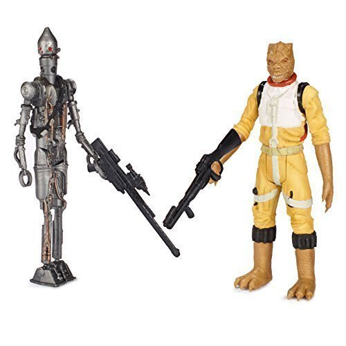 Ufficiale Disney Star Wars Rebels Missione Serie Action Figure Bossk & IG-88 Pacco Doppio