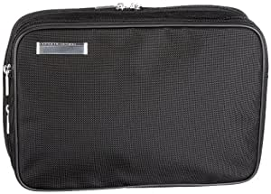 Porsche Design Unisex - Adults 09/47/79835-01 Cosmetics Bag Black EU