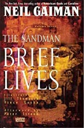 [Sandman: Brief Lives Volume 7] (By (artist)  Vince Locke , By (artist)  Jill Thompson , By (author)  Neil Gaiman) [published: September, 2011]