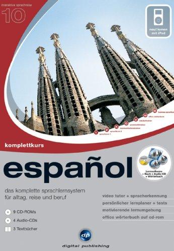 Interaktive Sprachreise V10: Komplettkurs Spanisch