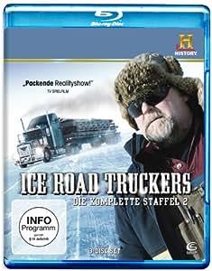 Ice Road Truckers - Staffel 2 (History) [Blu-ray]