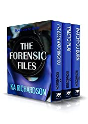 The Forensic Files: books 1-3