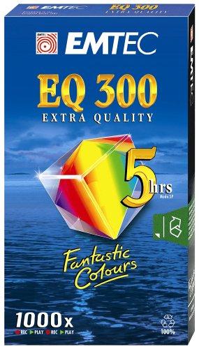 EMTEC VHS 300 EQ VHS-Videokassette