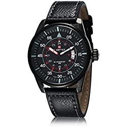 Man, quartz watch, fashion, personality, simple, PU leather, M0120