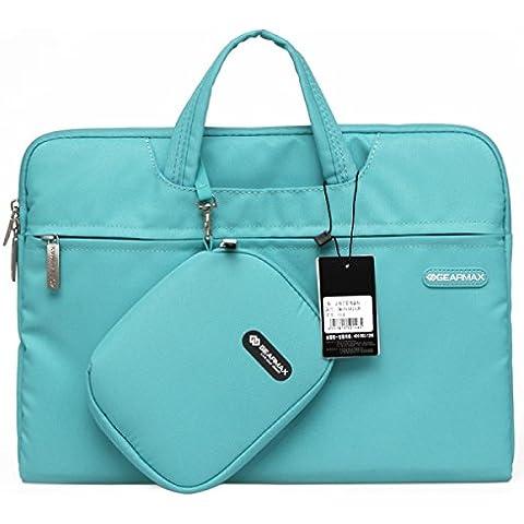 Borsa per Notebook 13.3 pollici GEARMAX 13.3 pollici Fashion Design Lash borsa, il caso della tela di canapa Tablet per il computer portatile (GM3910)
