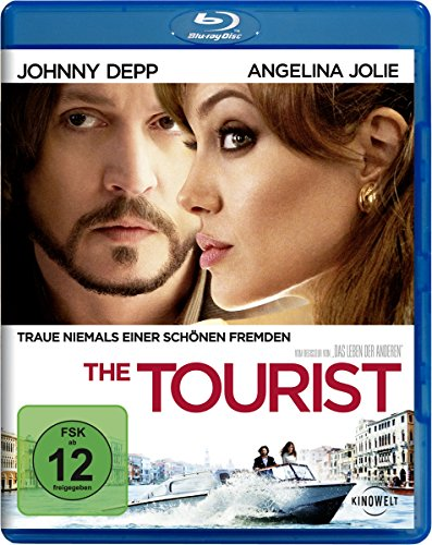Bild von The Tourist [Blu-ray]