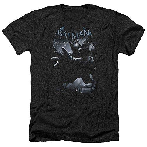 t Batman Arkham Origins, Schwarz - Schwarz - Klein ()