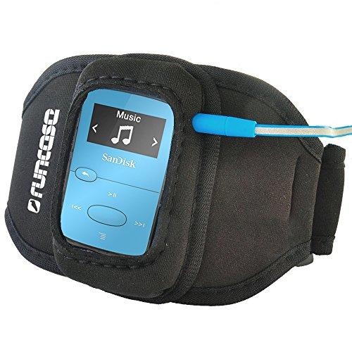 Running Armband for Sandisk Sansa Clip+, Clip Sport & Clip Jam (Small (23-29cm))