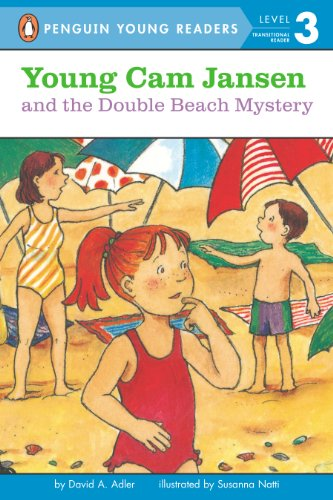 Young Cam Jansen and the Double Beach Mystery (English Edition)