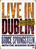 Bruce Springsteen with the Sessions band : Live in Dublin