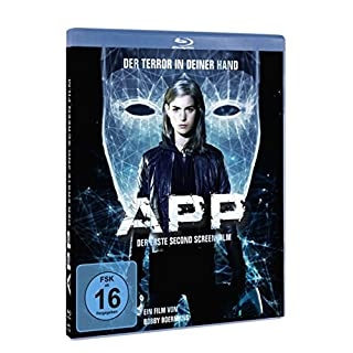 APP - Der erste Second Screen Film (Blu-Ray)