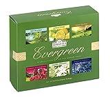 EverGreen anglais thés Sélection Pack?Une Sélection de six thés verts, 6x 10Feuille Enveloppée sachets de thé