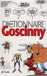 Le Dictionnaire Goscinny