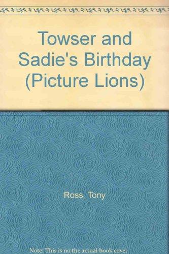 Towser and Sadie's birthday