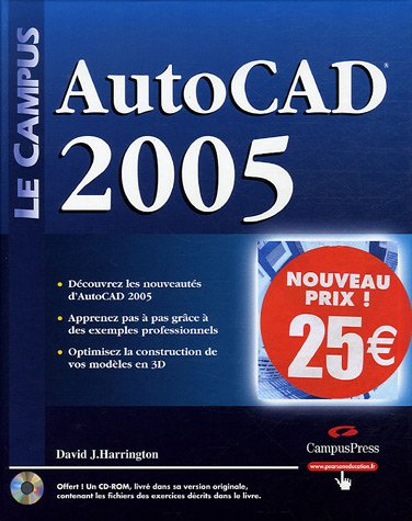 AutoCAD 2005 (1Cédérom)
