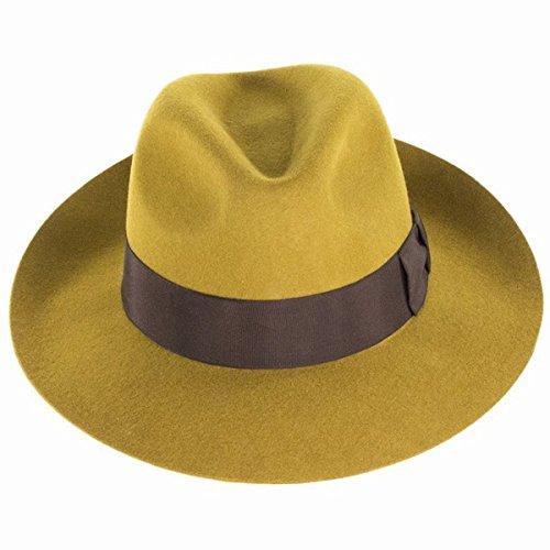 Denton Hats Mayfair Trilby Beige