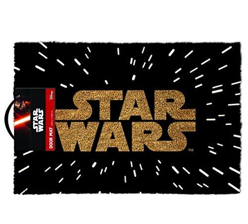 Luke Skywalker fan-Star Wars-Floor Welcome Mat-Fun idea regalo, ideale regalo idea regalo per Natale per Secret Santa San Valentino anniversario compleanno Pasqua-uomo uomo da uomo lui da donna Lady Woman Her-One supplied