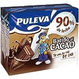 Puleva Batido al Cacao - Pack de 6 x 20 cl - Total: 120 cl