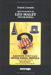 Sous le masque de Léo Malet : Nestor Burma