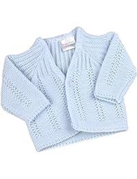 BabyPrem Prématuré Bébé Cardigan Gilet Manteau Vêtements 38-50cm (3-8lb)