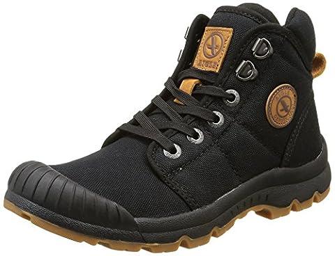 Aigle Tenere Light W, Chaussures de Randonnée Hautes femme, Noir (Black), 37 EU