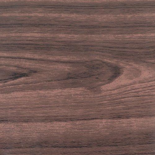 Klebefolie Palisander 200x45cm Holzoptik Dekofolie Selbstklebefolie Möbelfolie