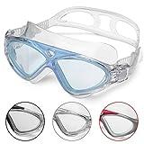 Schwimmbrille Erwachsene Anti Fog Ohne Leakage deutlich Anblick UV Schutz