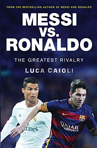 Messi vs. Ronaldo Cover Image