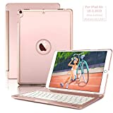 Best Ipad Air Case With Keyboard Bluetooth Backlits - For iPad Pro 10.5 2017 Keyboard Case Bluetooth Review