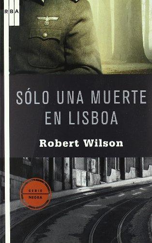 Solo una muerte en Lisboa Cover Image